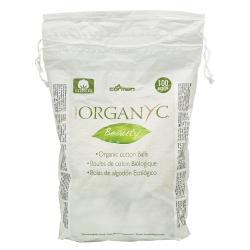 Бавовняні кульки з органічної бавовни Organ(y)c, 100 шт.