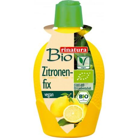 Лимонний сік концентрований Rinatura органічний, 100 мл
