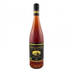 Вино рожеве напівсолодке Macatela Garnacha органічне 0,75 л