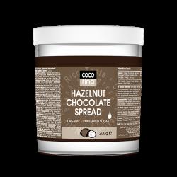 Паста шоколадно-горіхова Cocofina органічна, 200 г