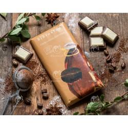 """Шоколад """"Кремовий капучино"""" Björnsted органічний, 100 г"""