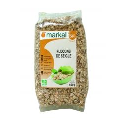 Житні пластівці Markal органічні, 500 г