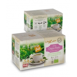 Haiti Roma Organic After Dinner Tea in Pods (18 x 2.5 g)