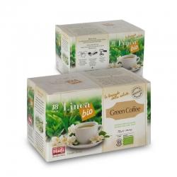 Кава зелена мелена Haiti Roma в монодозах органічна (18 х 4 г)