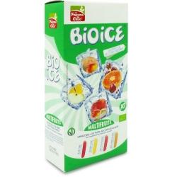 Напій для заморожування La Finestra Sul Cielo Bio Ice Multifruits органічний, 400 мл (10х40 мл)