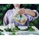 Чай зелений Green Refreshment April Love органічний, 3 г