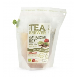 The Teabrewer by April Love Revitalising Treat Organic Herbal Tea, 7 g