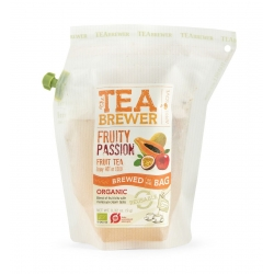 The Teabrewer by April Love Fruity Passion Organic Fruit Tea, 9 g