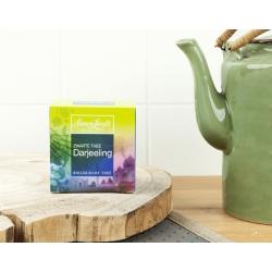 Чай чорний Darjeeling Simon Lévelt органічний, 10 пакетиків