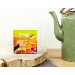 Чай чорний Mango Orange Simon Lévelt органічний, 10 пакетиків
