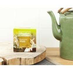 Чай трав'яний Maté Simon Lévelt органічний, 10 пакетиків