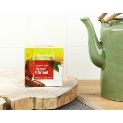 Чай чорний Apple Cinnamon Simon Lévelt органический, 10 пакетиків