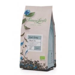 Чай чорний Earl Grey Simon Lévelt листовий органічний, 100 г