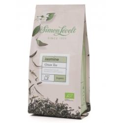 Чай зелений Jasmine Simon Lévelt листовий органічний, 100 г