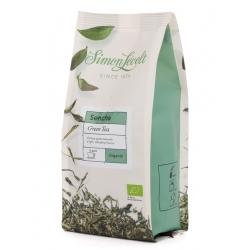 Чай зелений Sencha Simon Lévelt листовий органічний, 100 г