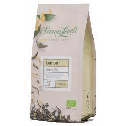 Чай зелений Lemon Simon Lévelt листовий органічний, 100 г