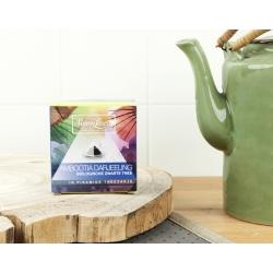 Чай чорний Ambootia Darjeeling Simon Lévelt органічний, 10 пірамідок