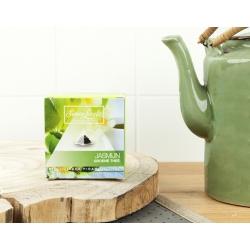 Чай зелений Jasmine Simon Lévelt органічний, 10 пірамідок
