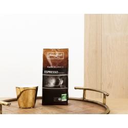 Кава в зернах Еспресо Café Organico Simon Lévelt органічна, 250 г