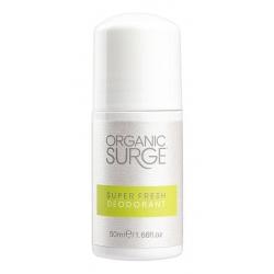 """Дезодорант для тіла """"Суперсвіжість"""" Organic Surge органічний, 50 мл"""