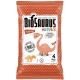 Кукурудзяні снеки Biosaurus з кетчупом органічні, 4x15 г