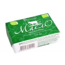 Масло солодковершкове жирн. 73% ЕтноПродукт органічне, 200 г