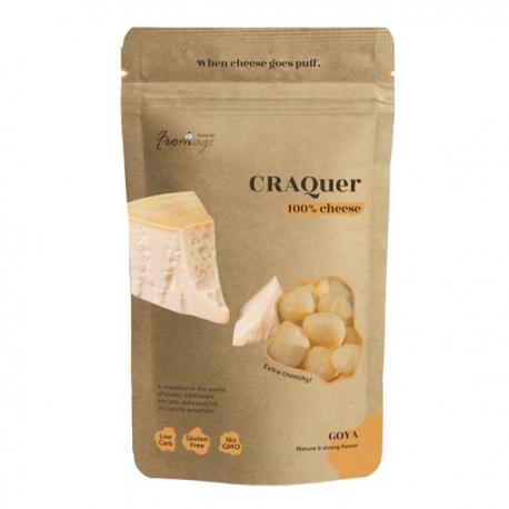 Сир сухий спінений Goya CRAQuer, 30 г