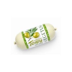 Тофу ковбасний з оливками Vegetus, 400 г
