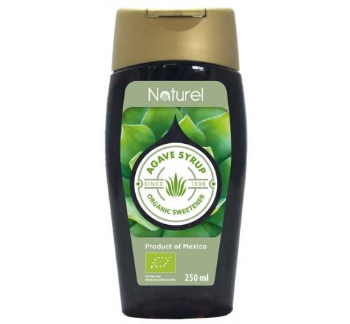 Сироп агави темний Naturel органічний, 350 г