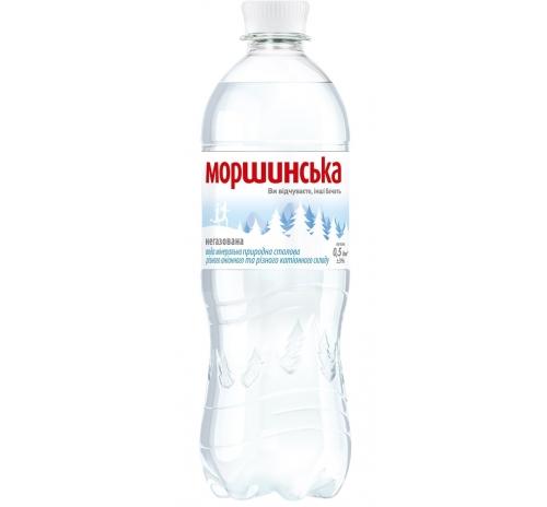 Мінеральна вода Моршинська негазована, 0,5 л