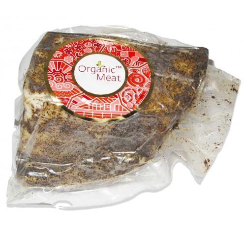 Сало солене органічне першого сорту Organic Meat, кг