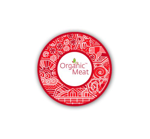 Сальтисон органічний першого сорту Organic Meat, кг