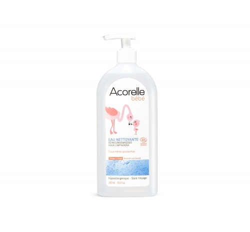 Вода очищувальна органічна гіпоалергенна Acorelle, 500 мл
