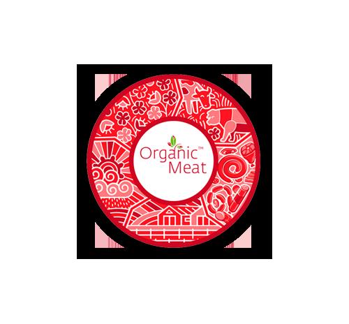 Свинина органічна Мангалиця ошийок Organic Meat, кг