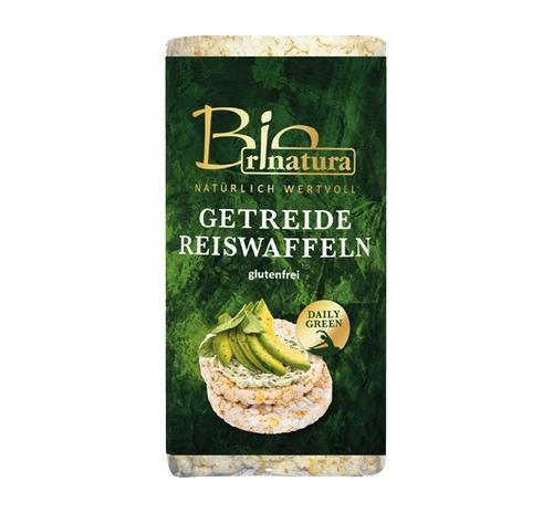 Рисові хлібці Rinatura органічні, 100 г