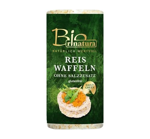 Рисові хлібці без солі Rinatura органічні, 100 г