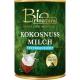 Кокосове молоко знежирене Rinatura органічне, 400 мл