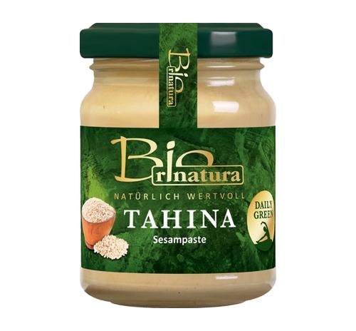 Тахіні (кунжутна паста) Rinatura органічна, 125 г