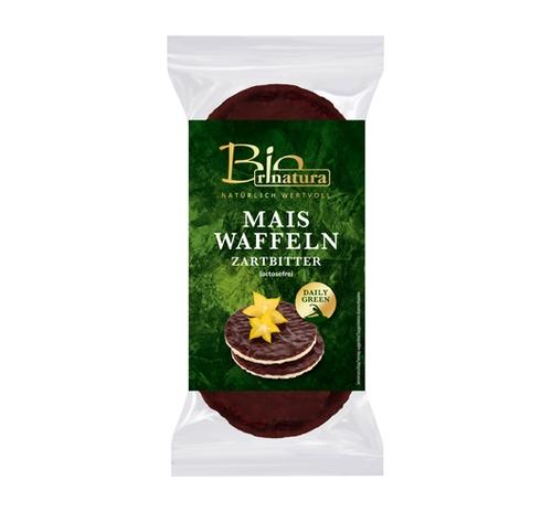 Печиво кукурудзяне з шоколадом Rinatura органічне, 95 г