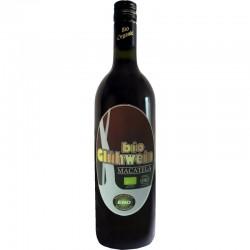 Вино червоне солодке Macatela Glühwein (Глінтвейн) органічне 0,75 л