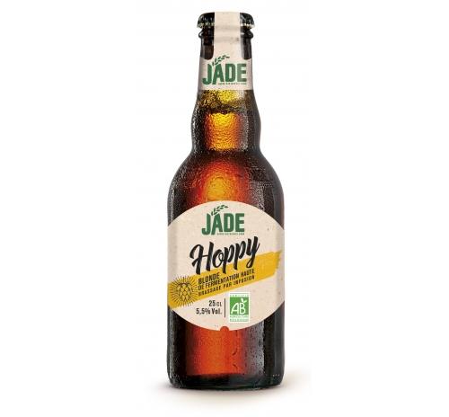 Пиво світле 0,25л HOPPY органічне