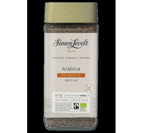 Кава розчинна Arabica Simon Lévelt органічна, 100 г